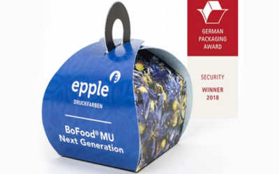 WorldStar Packaging Award 2019: BoFood Organic from Epple wins award